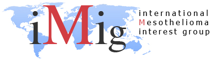International Mesothelioma Interest Group Logo